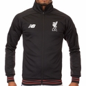 New Balance Liverpool FC Walk-Out Jacket - Black