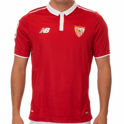 New Balance Sevilla FC 2016/2017 Away Jersey - Click to enlarge