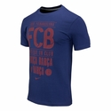 Nike Barcelona Core Plus Tee - Midnight Navy