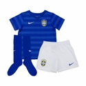 Nike Brazil 2014/2015 Boys Away Kit