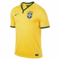 Nike Brazil 2014 World Cup Home Stadium Jersey