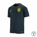 Nike Brazil Youth 2014/2015 Third Stadium Jersey