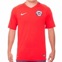 Nike Chile 2016/2017 Stadium Home Jersey