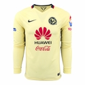 Nike Club America 2015/2016 LS Stadium Home Jersey