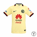 Youth Nike Club America 2015/2016 Stadium Home Jersey
