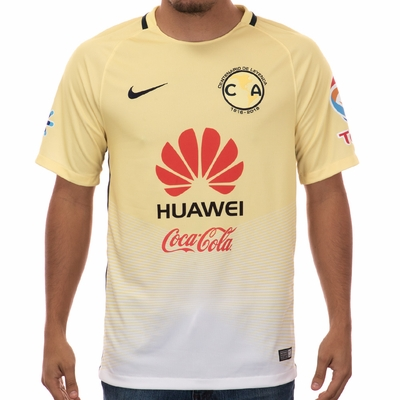 Nike Club America 2016/2017 Stadium Home Jersey - Click to enlarge