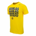 Nike Club America Aguilas Tee - Yellow