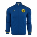 Nike Club America Auth N98 Track Jacket - Gym Blue