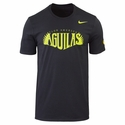 Nike Club America Core Plus Tee - Black
