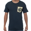 Nike Club America Crest Tee - Armory Navy