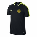 Nike Club America Flash SS Training Top - Black