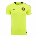 Nike Club America Flash SS Training Top - Volt
