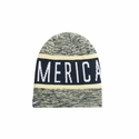 Nike Club America Reversible Training Beanie - Lemon Chiffon