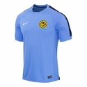 Nike Club America SS Training Top - University Blue