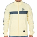 Nike Club America Training Jacket - Lemon Chiffon