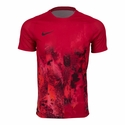 Nike CR7 Flash SS Top - Gym Red