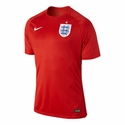 Nike England 2014/2015 Away Match Jersey
