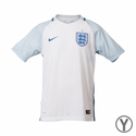 Youth Nike England 2016/2017 Stadium Home Jersey