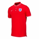 Nike England Authentic League Polo - Red