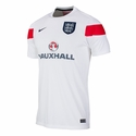Nike England Squad SS PM Top - White