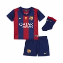 Nike FC Barcelona 2014/2015 Baby Home Kit