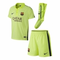 Nike FC Barcelona 2014/2015 Boys 3rd Kit
