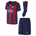 Nike FC Barcelona 2014/2015 Boys Home Kit