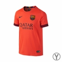 Nike FC Barcelona 2014/2015 Youth Away Jersey