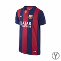 Nike FC Barcelona 2014/2015 Youth Home Jersey