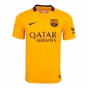 Nike FC Barcelona 2015/2016 Stadium Away Jersey