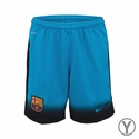 Nike FC Barcelona 2015/2016 Youth Third Shorts