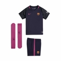 Nike FC Barcelona 2016/2017 Kids Away Kit