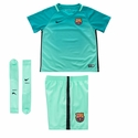 Nike FC Barcelona 2016/2017 Kids Third Kit