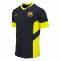 Nike FC Barcelona Academy Training Top - Black