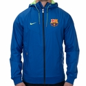 Nike FC Barcelona Authentic Windrunner Jacket - Game Royal