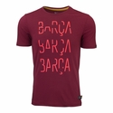 Nike FC Barcelona Covert Tee - Team Red