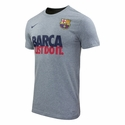Nike FC Barcelona JDI Tee - Grey Heather