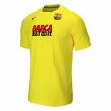 Nike FC Barcelona JDI Tee - Tour Yellow
