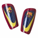 Nike FC Barcelona Mercurial Lite Shinguards - Team Red