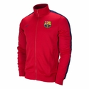 Nike FC Barcelona N98 Jacket - Red
