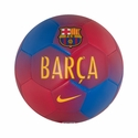 Nike FC Barcelona Prestige Soccer Ball - Game Royal/Prime Red
