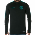 Nike FC Barcelona Squad Drill Top - Black