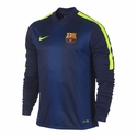 Nike FC Barcelona Squad LS TH PM Top