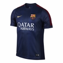 Nike FC Barcelona Squad SS PM Top