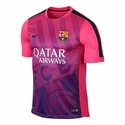 Nike FC Barcelona Squad SS PM Top 2 - Hyper Pink