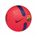 Nike FC Barcelona Supporters Soccer Ball - Crimson