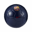 Nike FC Barcelona Supporters Soccer Ball - Midnight Navy