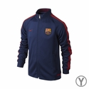 Nike FC Barcelona Youth Auth N98 Track Jacket