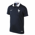 Nike France 2014 World Cup Youth Home Jersey