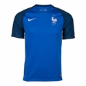 Nike France 2016/2017 Stadium Home Jersey